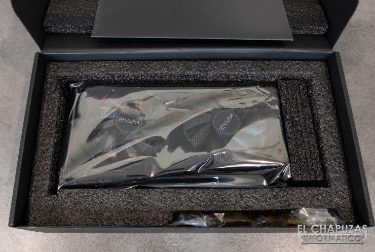 KFA2 GeForce GTX 1660 Ti 1-Click OC - Embalaje 3