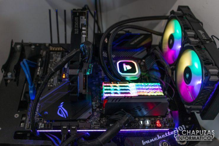 KFA2 GeForce GTX 1660 Ti 1-Click OC - Equipo de Pruebas 2