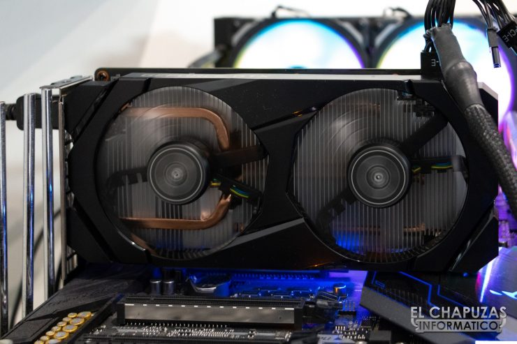 KFA2 GeForce GTX 1660 Ti 1-Click OC - Equipo de Pruebas 3