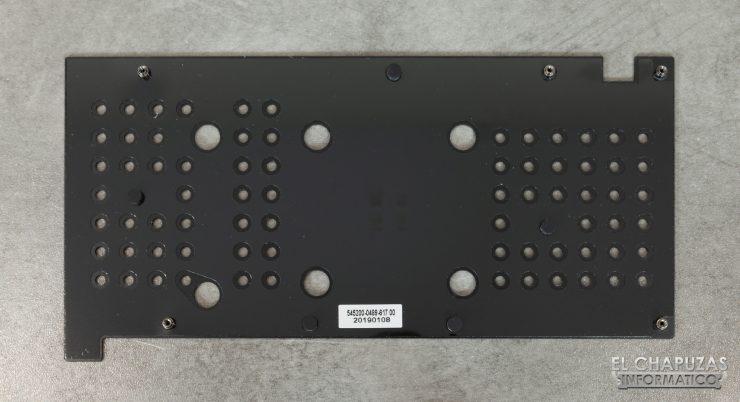 KFA2 GeForce RTX 2060 EX - Desmontada 1