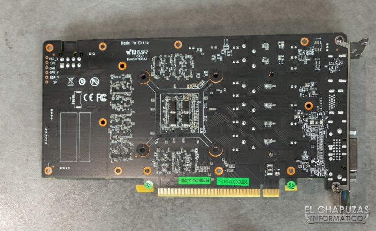 KFA2 GeForce RTX 2060 EX - Desmontada 2