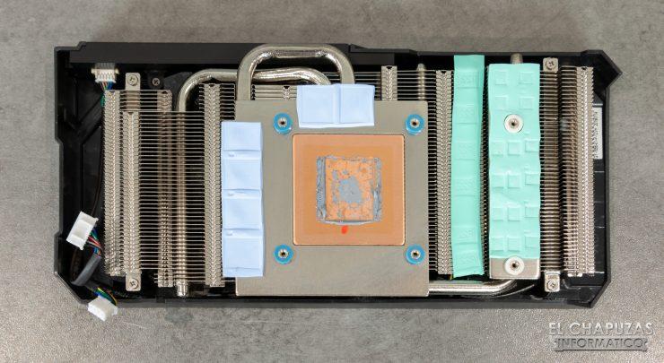 KFA2 GeForce RTX 2060 EX - Desmontada 3