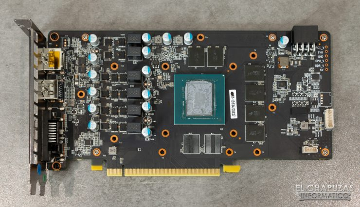 KFA2 GeForce RTX 2060 EX - Desmontada 4