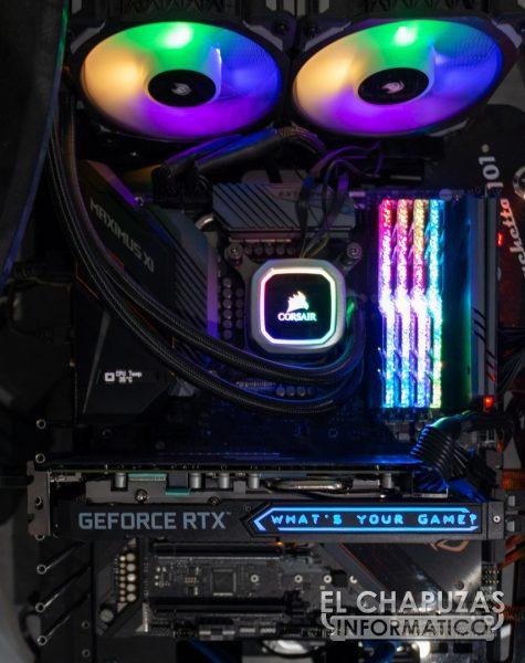 KFA2 GeForce RTX 2060 EX - Equipo de Pruebas 1