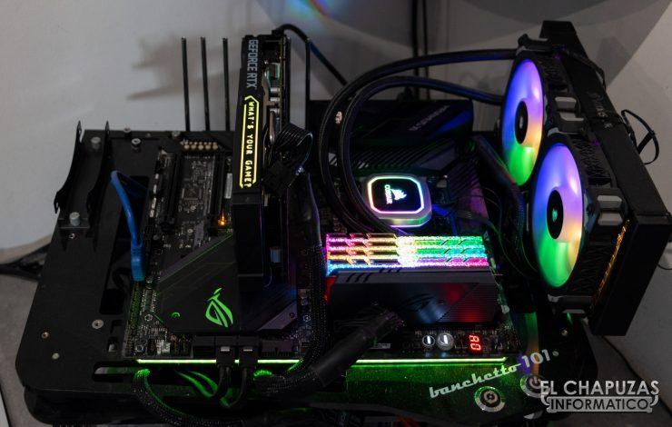 KFA2 GeForce RTX 2060 EX - Equipo de Pruebas 2