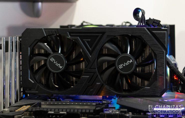 KFA2 GeForce RTX 2060 EX - Equipo de Pruebas 3