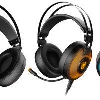 Krom Kayle: Auriculares RGB con sonido 7.1 virtual por 34.90 euros