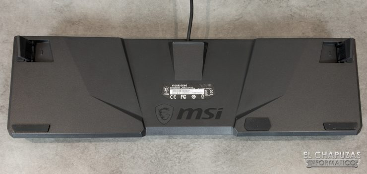MSI Vigor GK60 Base