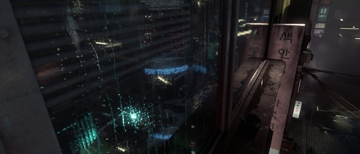 Neon Noir - CryEngine 5.5