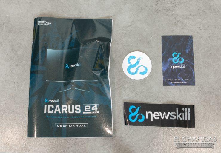 Newskill Icarus - Accesorios 1