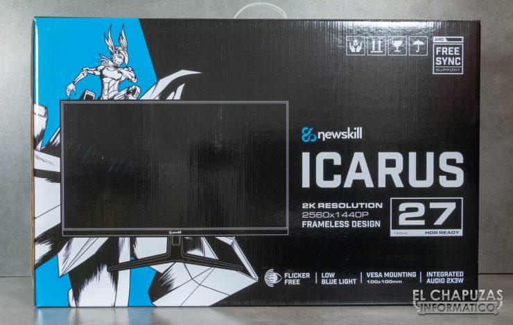 Newskill Icarus 2K - Embalaje 1