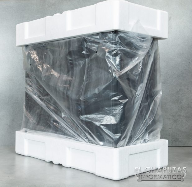 Nfortec Draco V2 - Embalaje Exterior