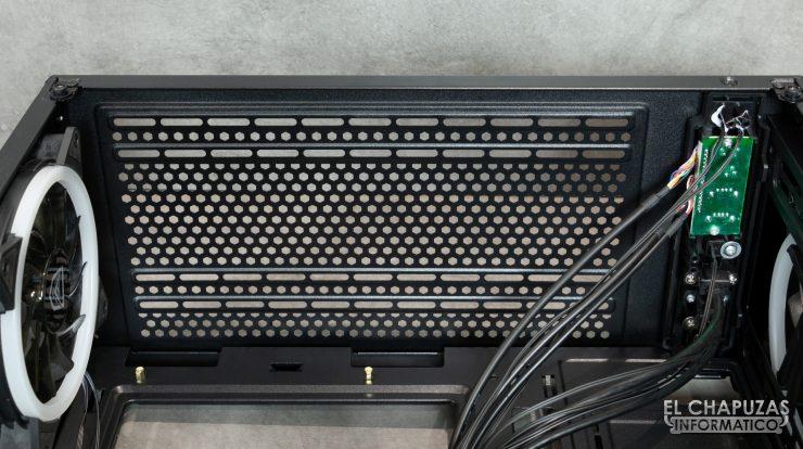 Nfortec Draco V2 - Interior 5
