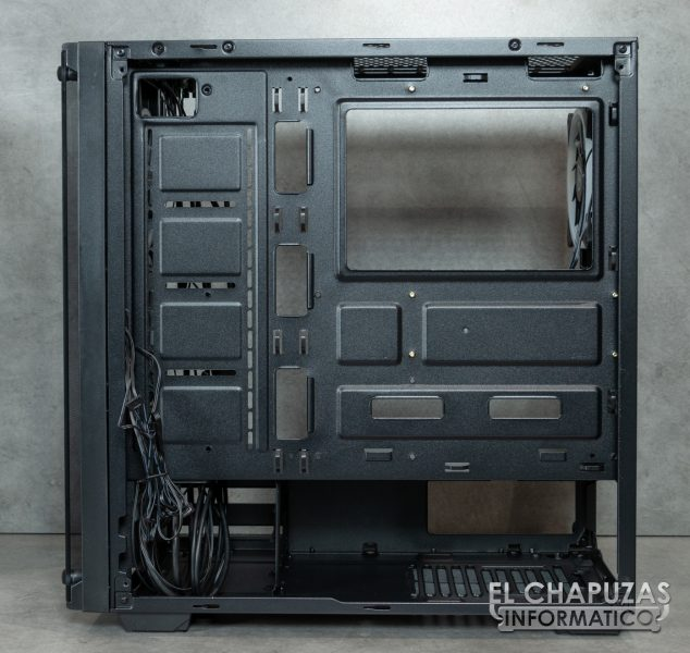 Nfortec Draco V2 - Interior 6