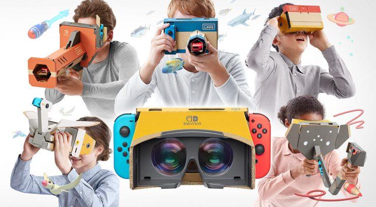 Nintendo Labo VR Kit 1 740x407 0