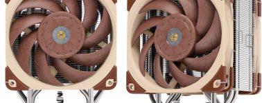 Noctua NH-U12A: Disipador CPU de alto rendimiento con 7x heatpipes de cobre