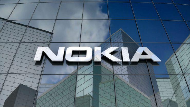 Nokia Logo 2019