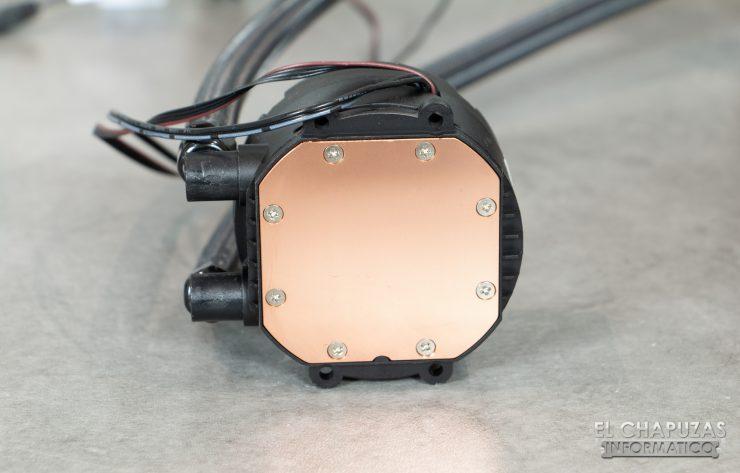 Nox Hummer H-120Aura Base de cobre