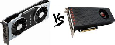 Mindfactory revela las tasa de fallo de las GPUs: GeForce RTX 2080 Ti y Radeon RX 5700 XT a la cabeza