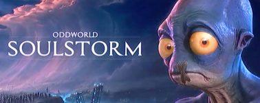 Oddworld: Soulstorm se deja ver en su primer gameplay