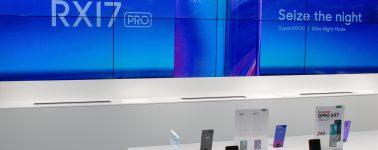 Oppo tendrá su propia sección dedicada en las tiendas de MediaMarkt en Europa