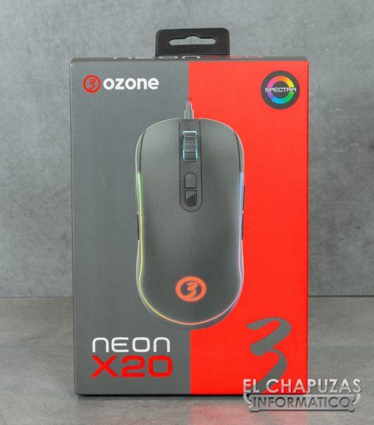 Ozone Neon X20 - Embalaje 1