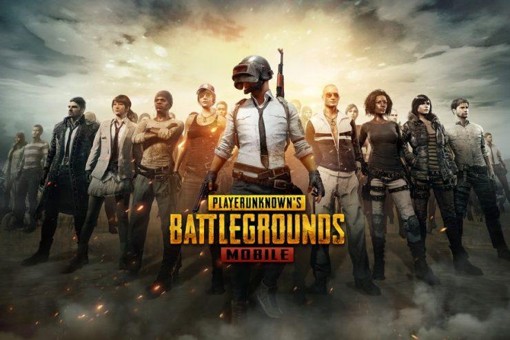 PlayerUnknown's Battleground Mobile