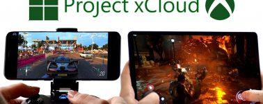 La nube de Xbox, Project xCloud, ya ofrece un catálogo de casi 60 juegos en su fase de pruebas
