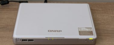 Review: QNAP TBS-453DX