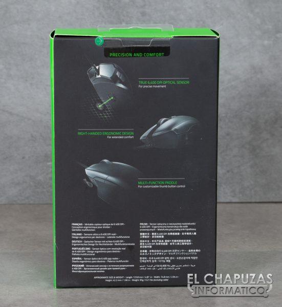 Razer Basilisk Essential - Embalaje 2