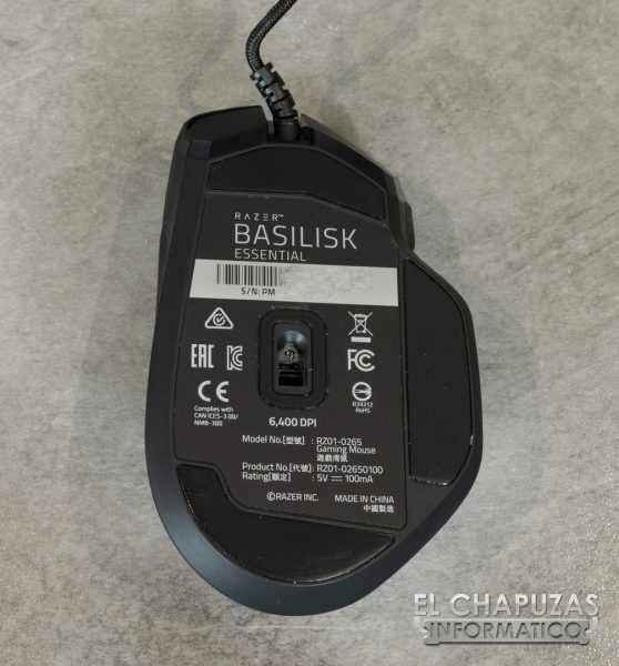 Razer Basilisk Essential - Base