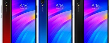 Redmi 7 anunciado: 6.26″, Snapdragon 632 y 4000 mAh por 92 euros en China