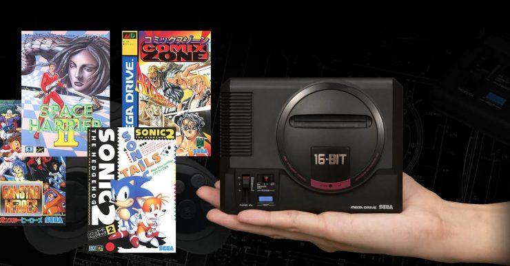 SEGA Mega Drive Mini 740x387 0