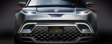 Fisker anuncia un SUV eléctrico con 480 km de autonomía por menos de 40.000 dólares