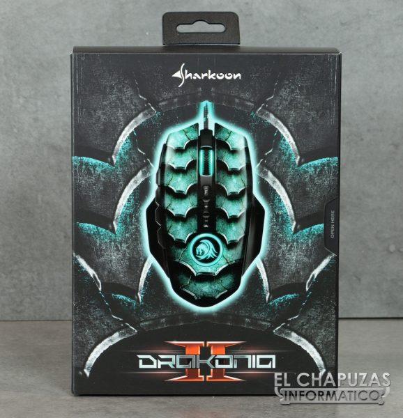 Sharkoon Drakonia II Embalaje 1