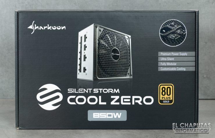 Sharkoon SilentStorm Cool Zero - Embalaje 1