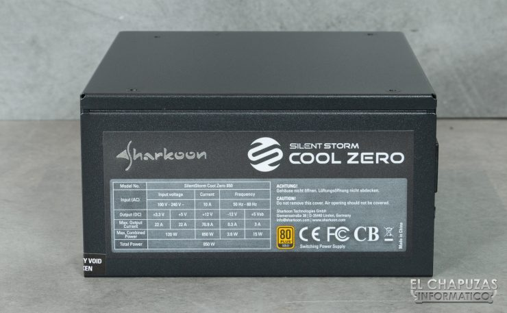 Sharkoon SilentStorm Cool Zero 4