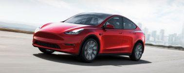 Tesla Model Y: SUV de 7 plazas con 482 km de autonomía a un precio de partida de 39.000$