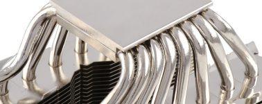Thermalright Silver Arrow IB-E Extreme Rev.B: 8x heatpipes de cobre y doble ventilador