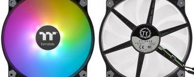Thermaltake Pure 20 ARGB TT Premium Edition: Ventilador de 200 mm con alto caudal de aire