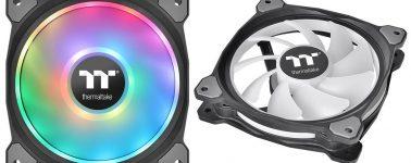 Thermaltake Riing Duo 14: Alto caudal de aire y ahora con el doble de iluminación RGB
