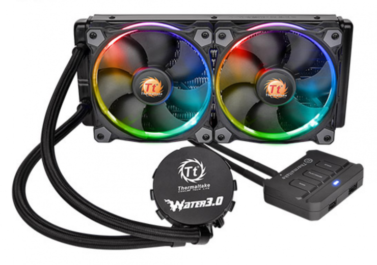 Thermaltake Water 3.0 240 Riing RGB Edition Oficial
