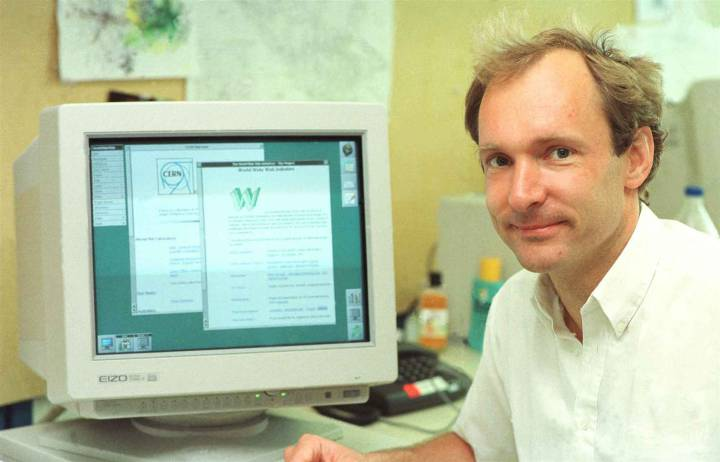 Tim Berners Lee Internet World Wide Web
