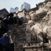 Epic Games muestra en mayor profundidad a 'Chaos' para añadir físicas y destrucción en tiempo real