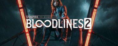 Vampire: The Masquerade – Bloodlines 2 se muestra en 20 nuevos minutos de gameplay