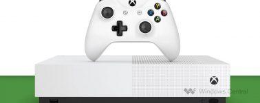 La Xbox One S All-Digital llegará el 7 de Mayo a un precio de 230 euros
