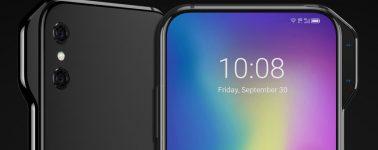 ZTE Axon V y Axon S: Dos smartphones con diseño todo pantalla, aunque llega el notch 'joroba'