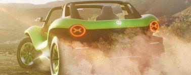 Así es el nuevo buggy eléctrico de Volkswagen, el 'Dune Buggy'