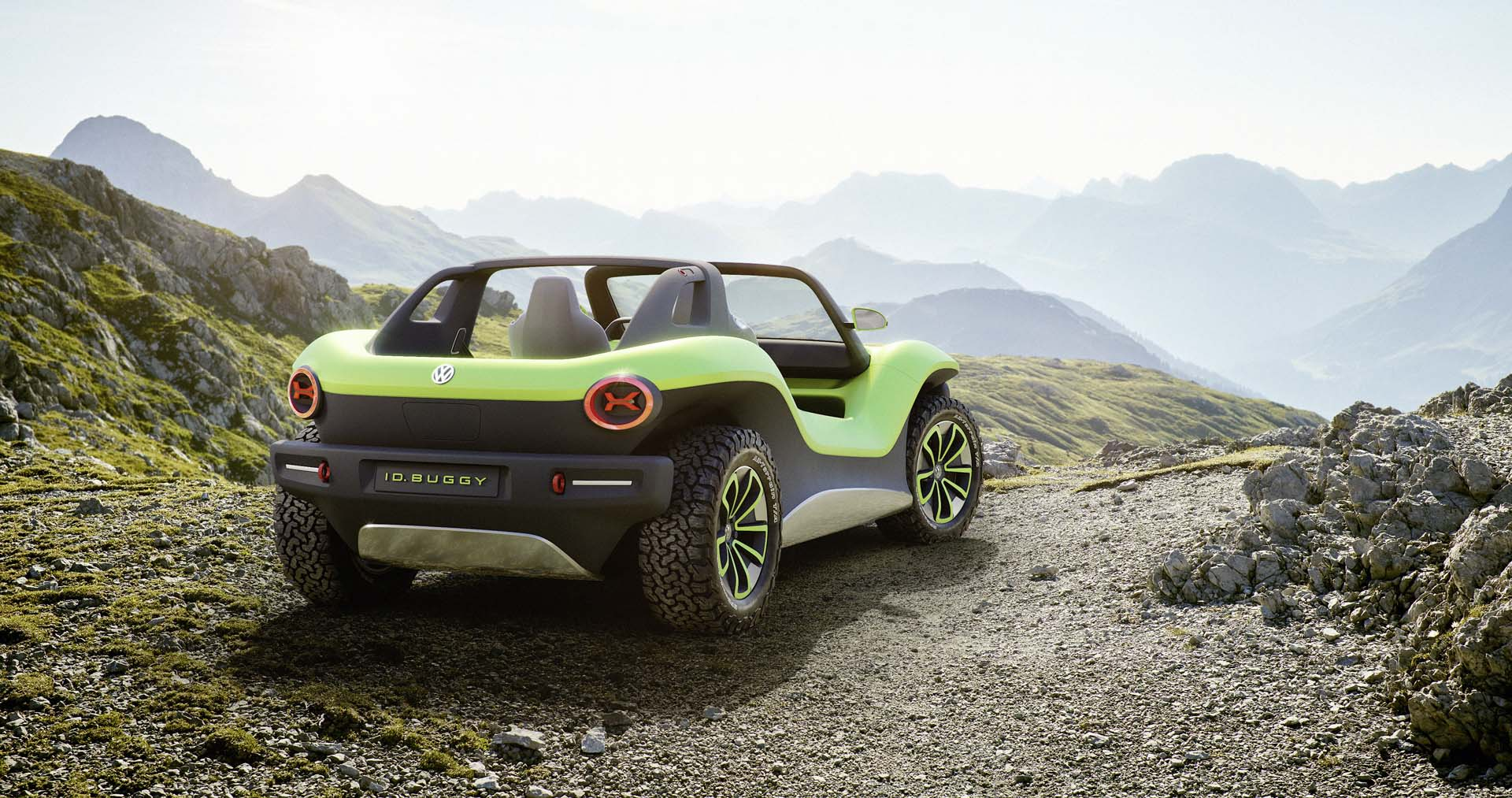 Vw Dune Buggy For Sale >> Así es el nuevo buggy eléctrico de Volkswagen, el 'Dune Buggy'