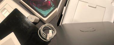 Un usuario se queja de que ha recibido un iPad Pro falso de la tienda de Apple en Amazon